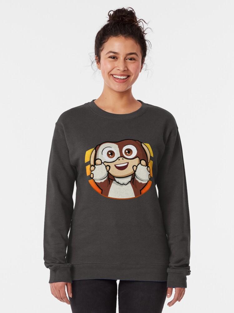 Alternate view of GoEaSyTwitch 3ccinedition Pullover Sweatshirt