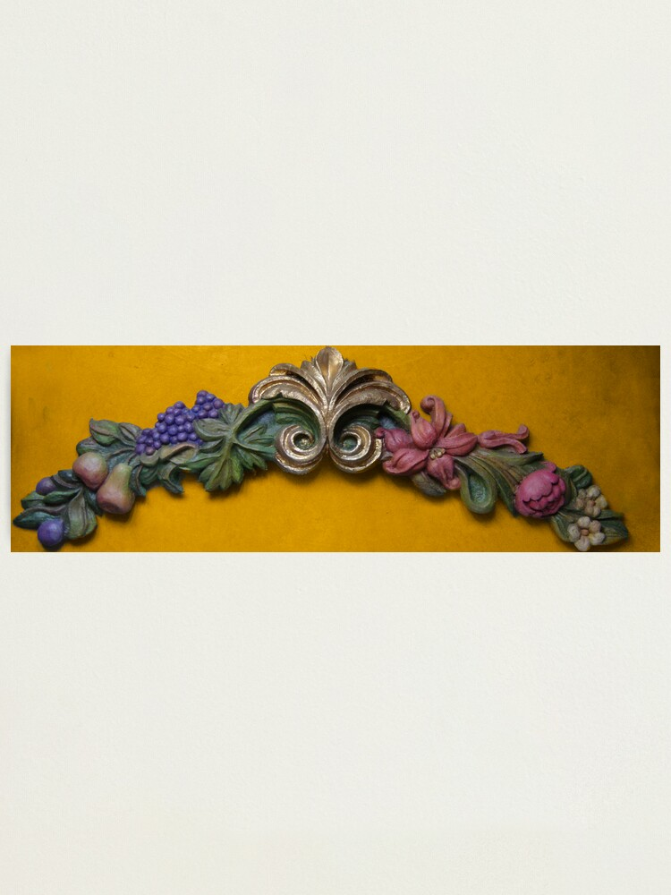 Alternate view of wall hanging Photographic Print