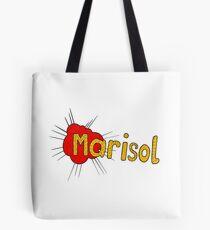 Personalised Comic Hero Names - Marisol Tote Bag