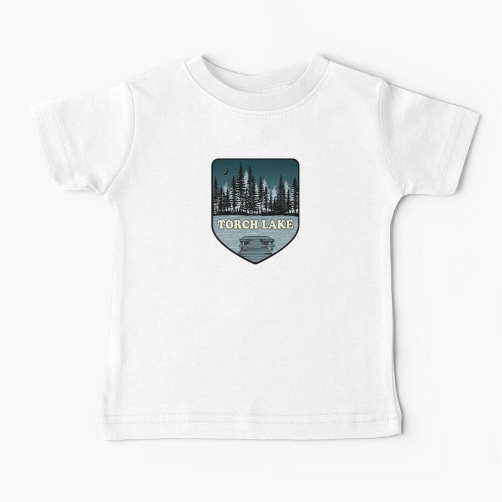 A Torch Lake Night Baby T-Shirt