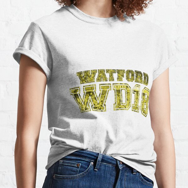 Watford Postcode Classic T-Shirt