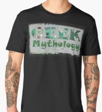 The Geek, The Legend Men's Premium T-Shirt