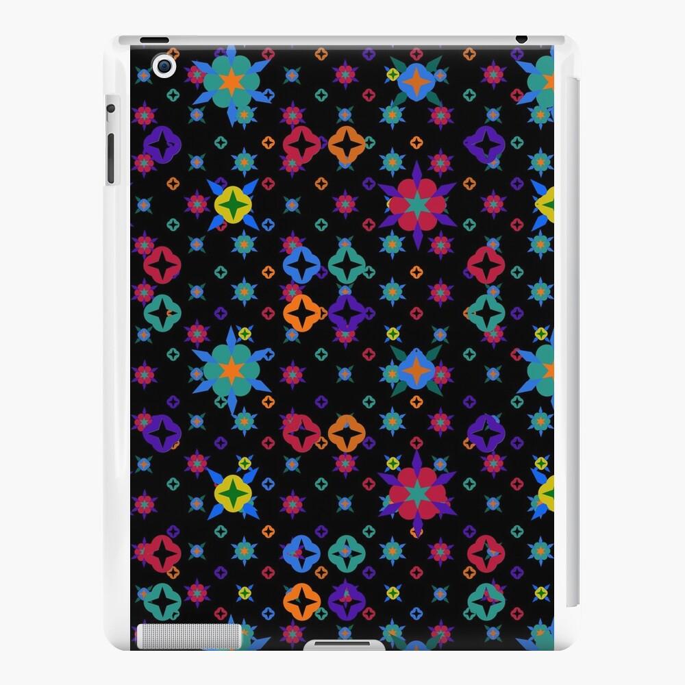 Kleine Blumen Muster iPad-Hüllen & Klebefolien