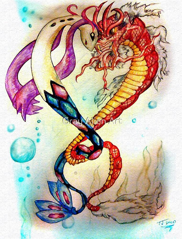 Underwater Love by Todd Jumper