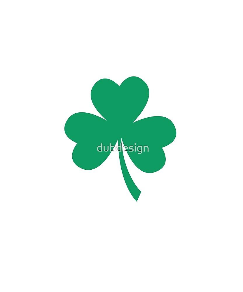 Shenanigator Funny Shamrock St. Patrick's Day Tshirt by dubdesign