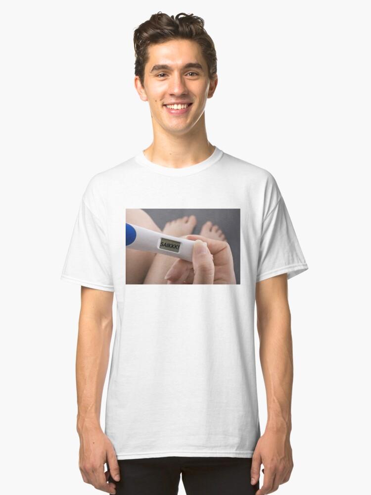 Pregnant Classic T-Shirt Front