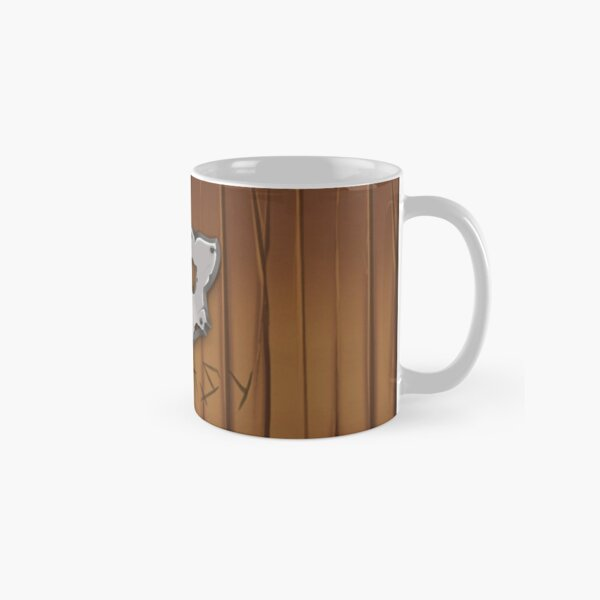GoEaSyTwitch LogoWood Classic Mug