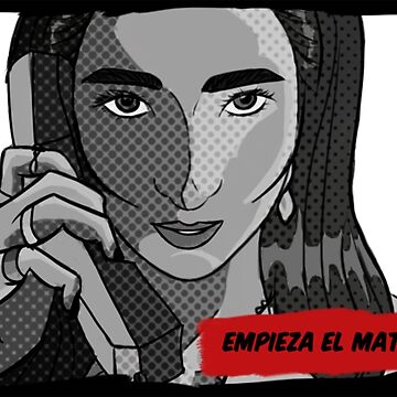 Empieza el matriarcado - Let the matriarchy begin (La Casa De Papel) by Nico-11-11