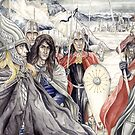 A Vision of Gondolin by Peter Xavier Price
