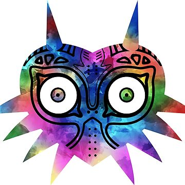 Majora's Mask Color by cluper