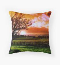 Dorothy, We're Almost In Kansas Throw Pillow