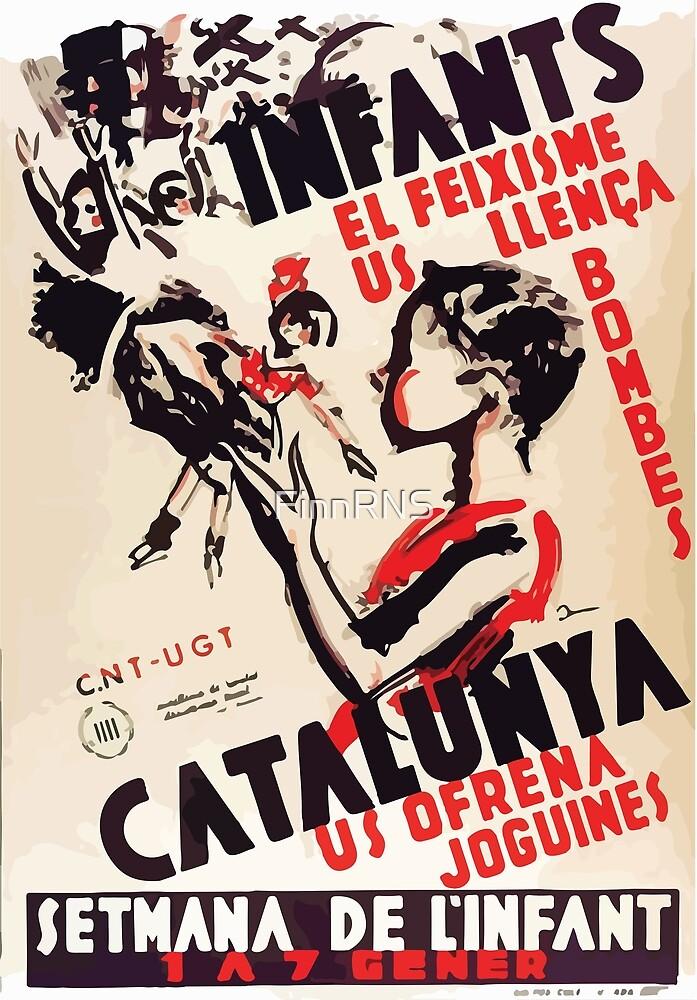 Catalunya us ofrena joguines by FinnRNS