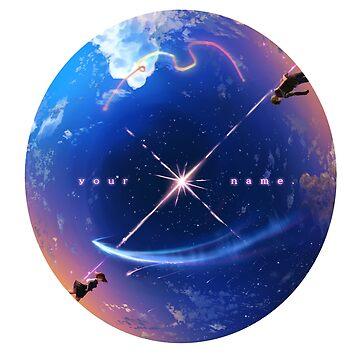 Kimi No Na Wa Spherical by JoeEgy