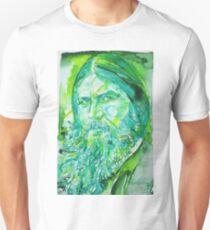 GRIGORI RASPUTIN - watercolor portrait.6 Unisex T-Shirt