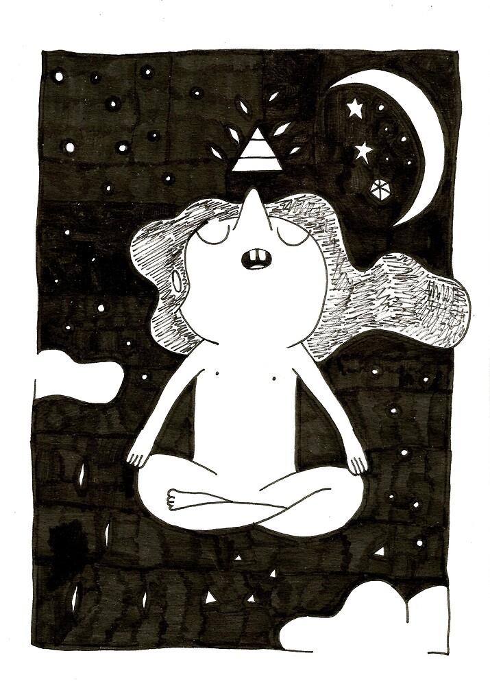 Star boy by DetucelArts