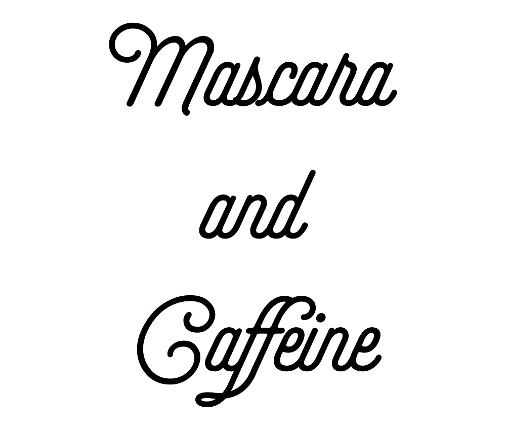 Mascara And Caffeine [Top Girly Teenager Quotes] by ElderArt