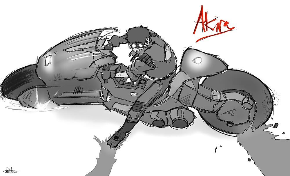 Akira by jckland
