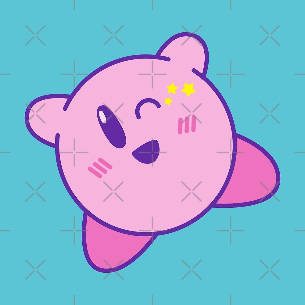 Kirby Wink by CruceJ
