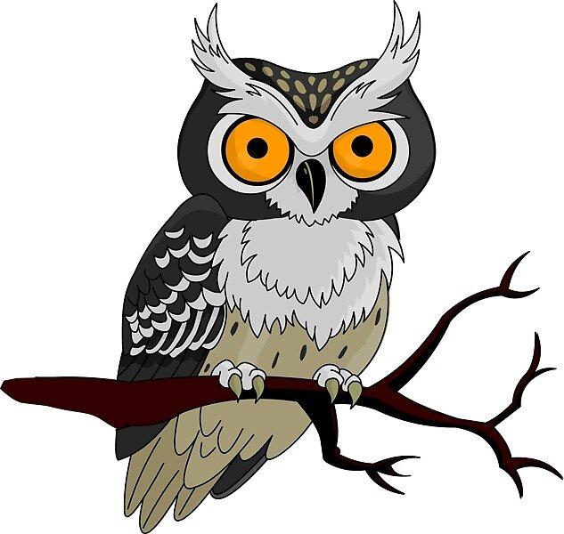 Cute Owl by AnUnseenGod