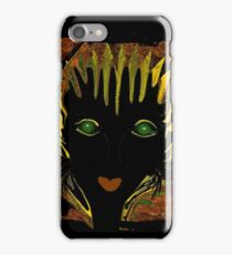 The Egyptian Princess by Sherri Nicholas iPhone Case/Skin