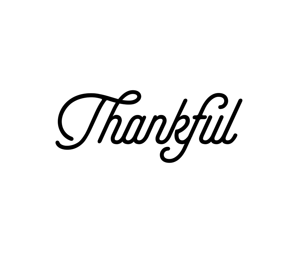 Thankful [Top Girly Teenager Quotes] by ElderArt