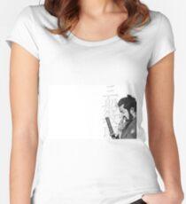 Mifune Toshiro Women's Fitted Scoop T-Shirt