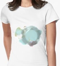 Storm Watch Women's Fitted T-Shirt