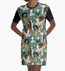 Schwesternschaft T-Shirt Kleid