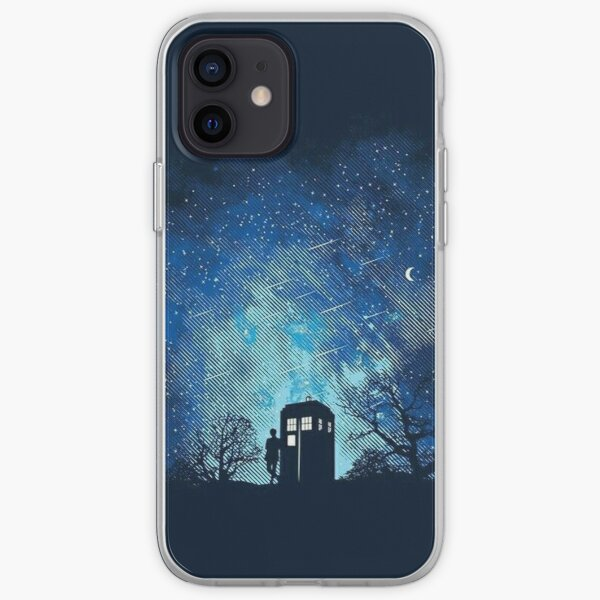 Doctor Who Lovers iPhone Soft Case