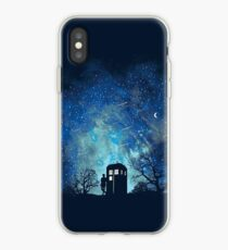 Doctor Who Lovers iPhone Case