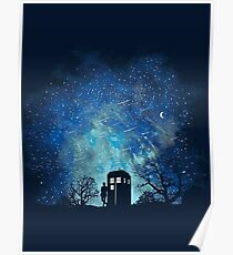 Doctor Who Lovers Poster
