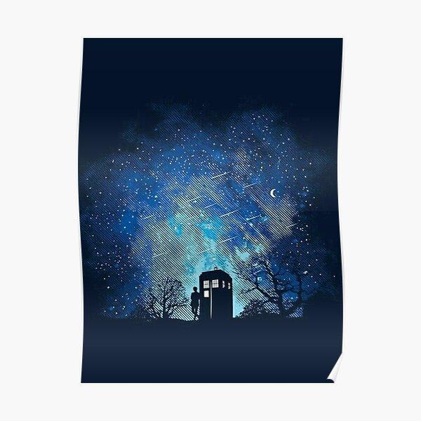 Docteur Who amoureux Poster