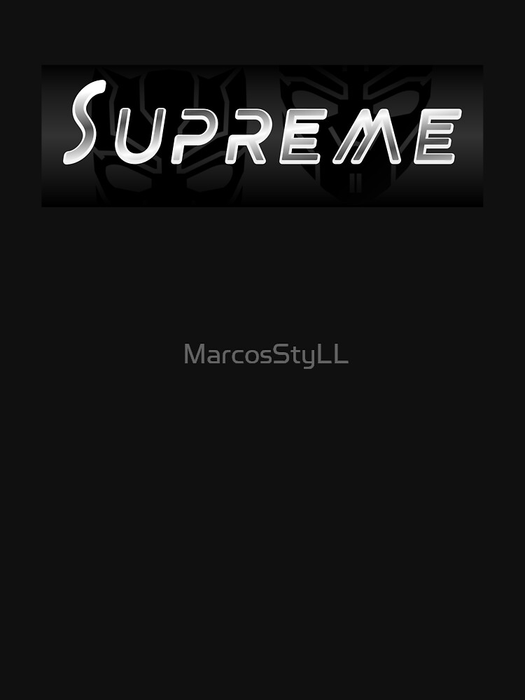 Supreme Panther by MarcosStyLL