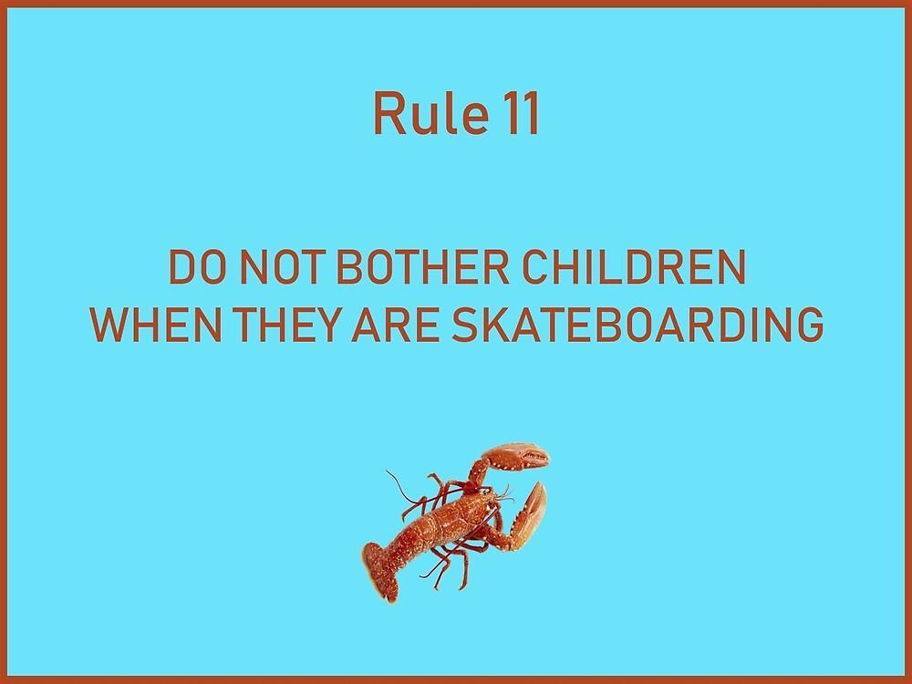 Jordan B Peterson 12 rules for life rule 11 by malikheadley