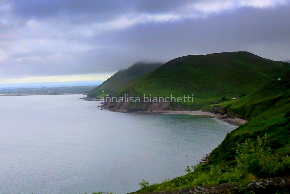 Irish coast by annalisa bianchetti
