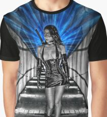 La Femme Kunoichi Graphic T-Shirt