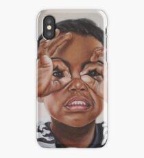 Latham's goggles iPhone Case/Skin
