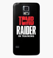 Raider in Training Tombs  Case/Skin for Samsung Galaxy