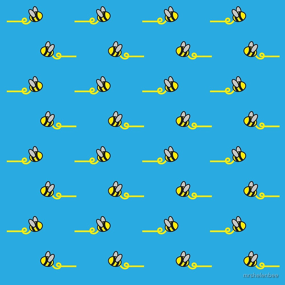 Mini Bumblebee Bee by mrshelenbee