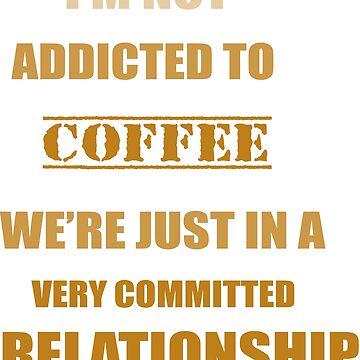 coffee addicted relationship mug by kaunjunetwork
