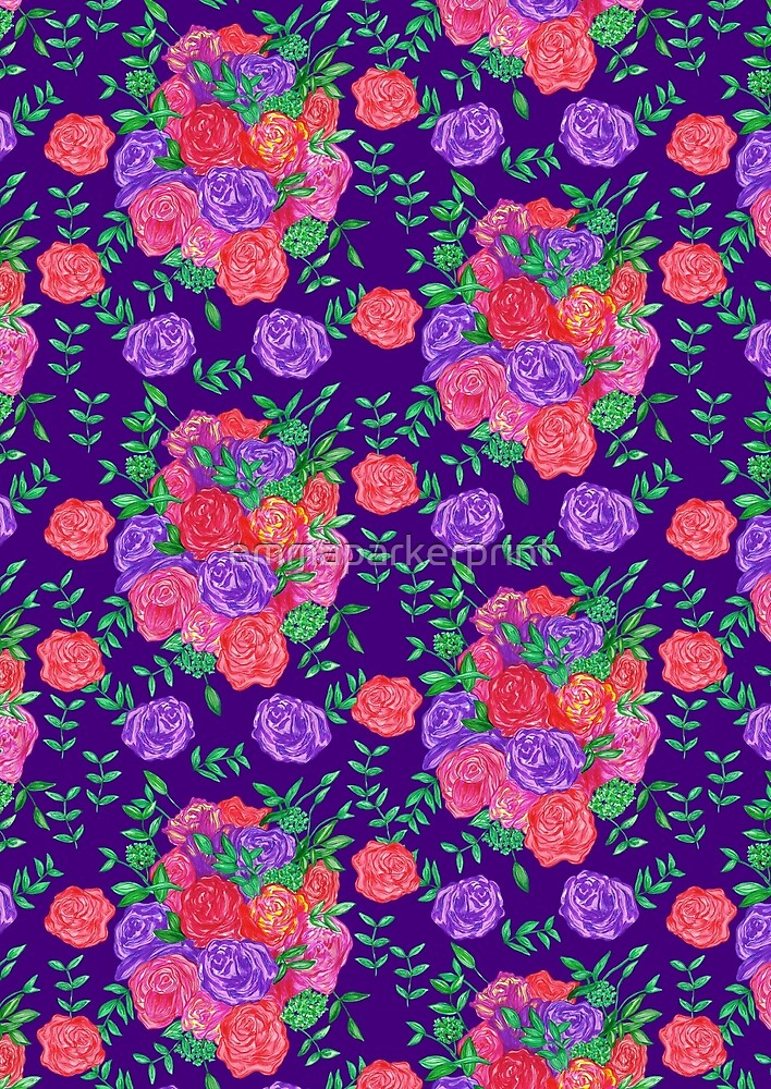 Full Bloom by emmaparkerprint