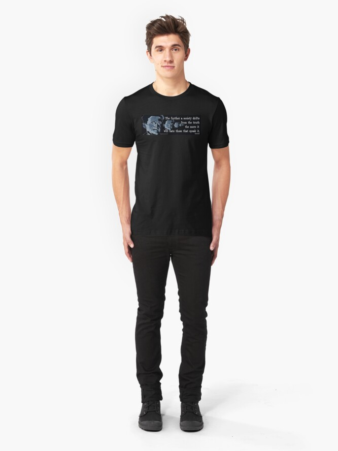 Alternate view of The Truth Slim Fit T-Shirt