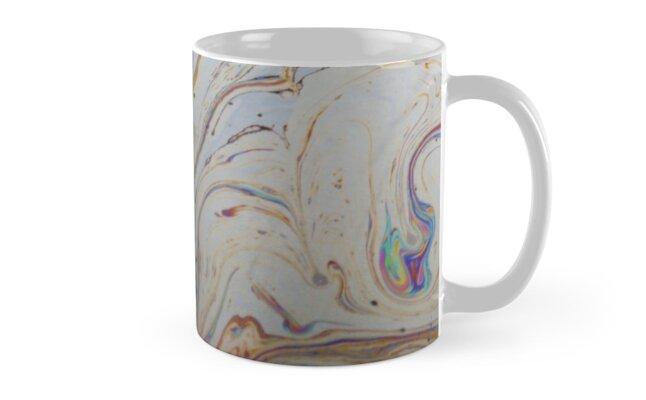 bubble planet art pattern by cosmicma