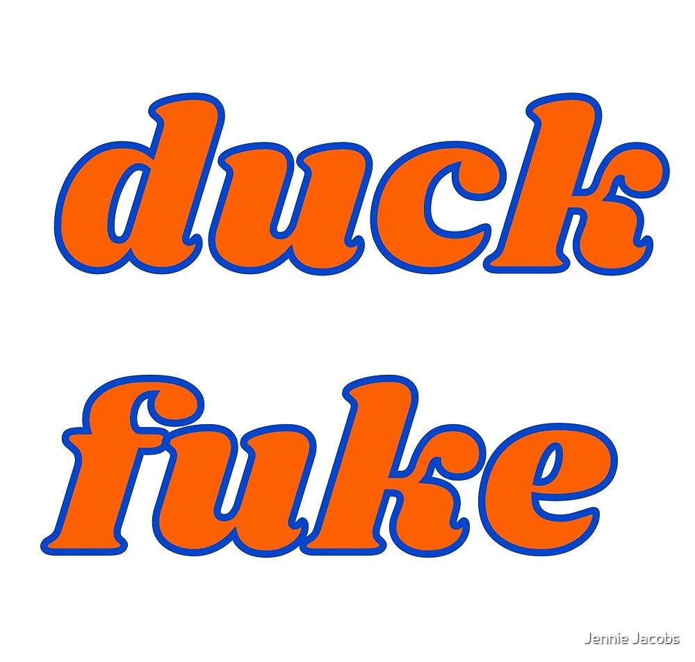 duck fuke by Jennie Jacobs
