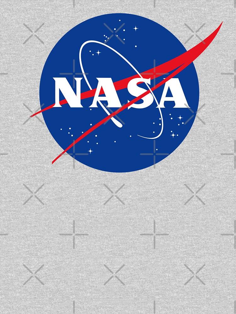 NASA Logo by mullelito