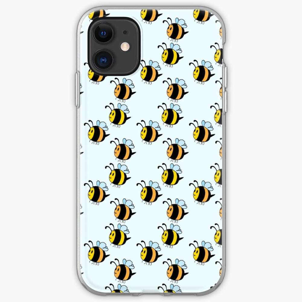 Chubby Bees iPhone Case & Cover