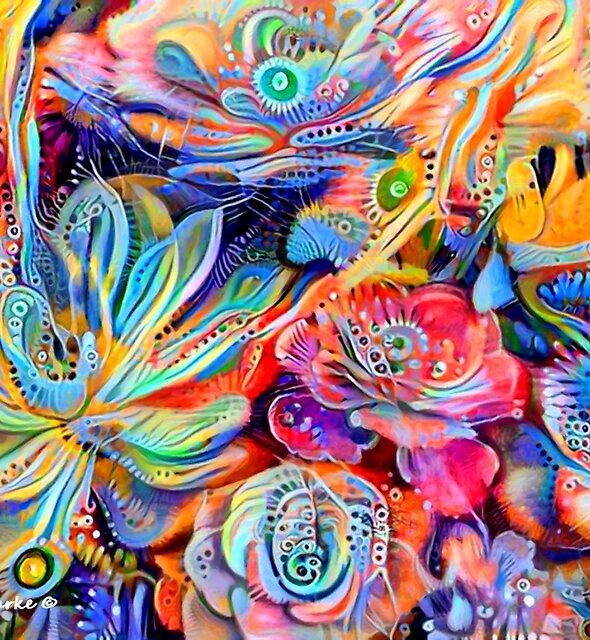 Escheveria Delight by Bunny Clarke
