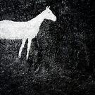White Horse by Paul Scrafton