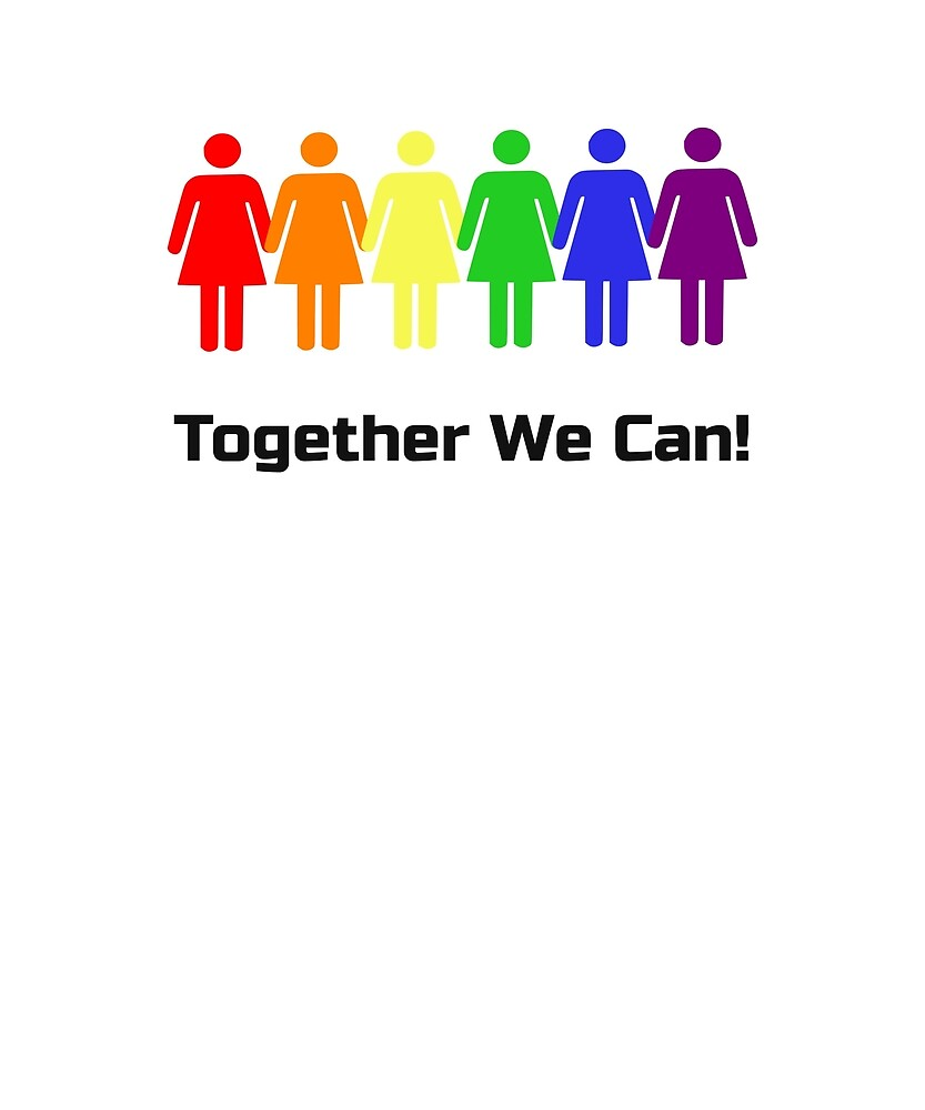 Together We Can by allanosvamos