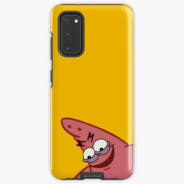 Patrick meme Samsung Galaxy Tough Case